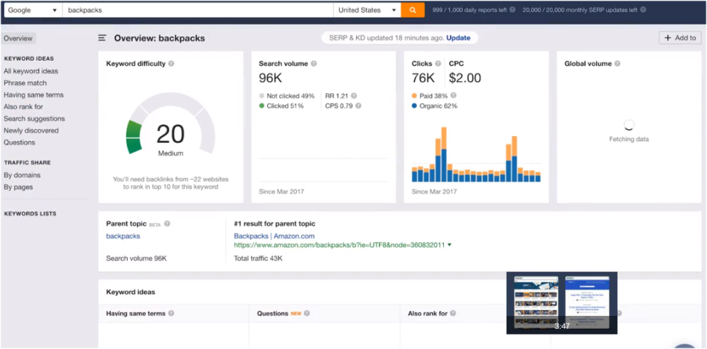 Top 10 Paid Keyword Research Tool